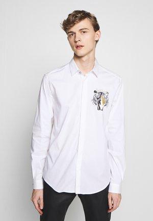 LOGO - Shirt - white