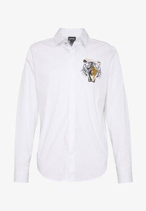 LOGO - Camicia - white