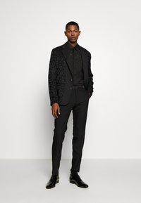 Just Cavalli - CRYSTAL SHIRT - Skjorte - black - 1