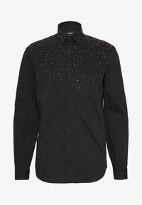 Just Cavalli - CRYSTAL SHIRT - Skjorte - black - 5
