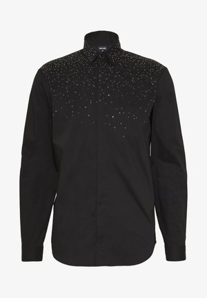 CRYSTAL SHIRT - Overhemd - black