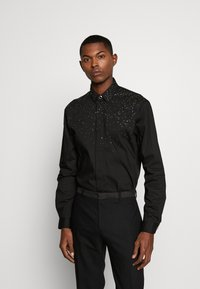 Just Cavalli - CRYSTAL SHIRT - Skjorte - black - 0