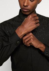 Just Cavalli - CRYSTAL SHIRT - Skjorte - black - 6