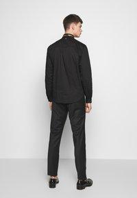 Just Cavalli - COLLAR BAND SHIRT - Shirt - black - 2