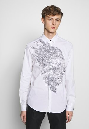 SKULL - Koszula - white