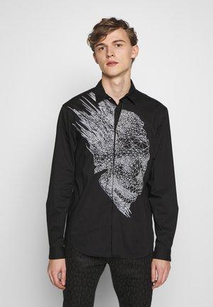 SKULL - Shirt - black