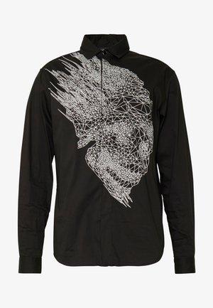 SKULL - Camicia - black