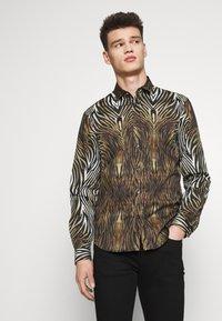 Just Cavalli - Shirt - black/brown - 0