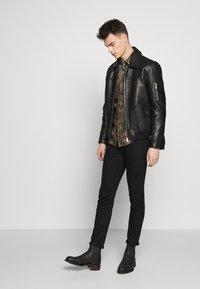 Just Cavalli - Shirt - black/brown - 1