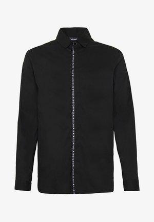 LOGO TAPING - Košile - black