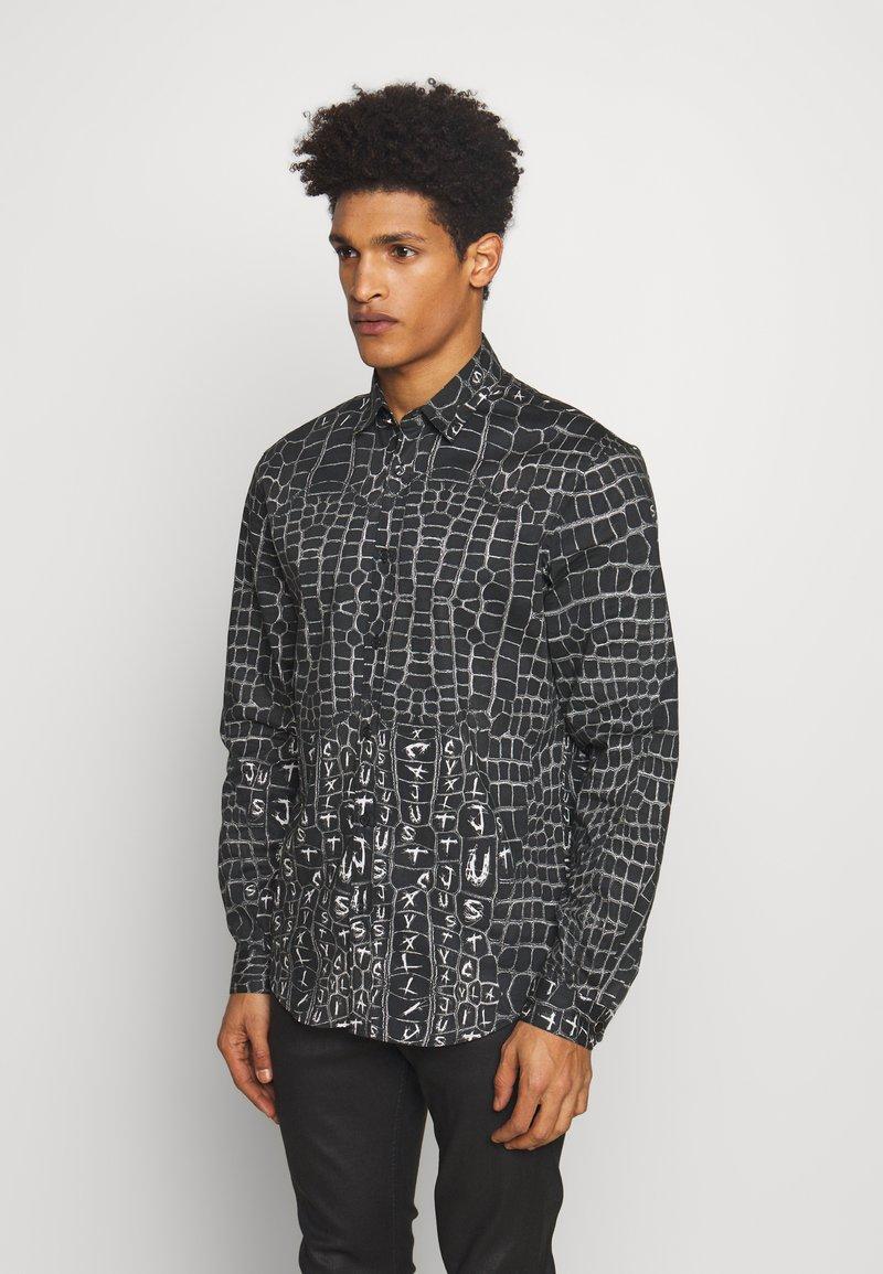 Just Cavalli - SHIRT - Skjorter - black