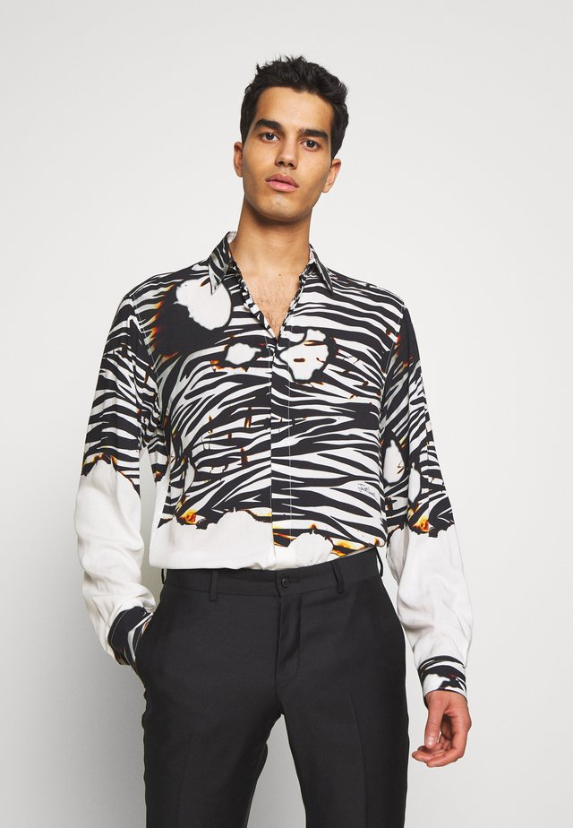 ZEBRA SHIRT - Skjorter - white