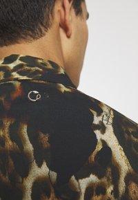 Just Cavalli - LEOPARD PRINT - Shirt - black - 6
