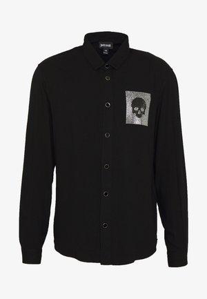SHIRT SPARKLY SKULL - Skjorter - black