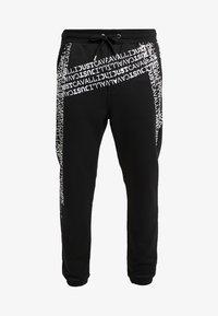 Just Cavalli - Pantalones deportivos - black - 4