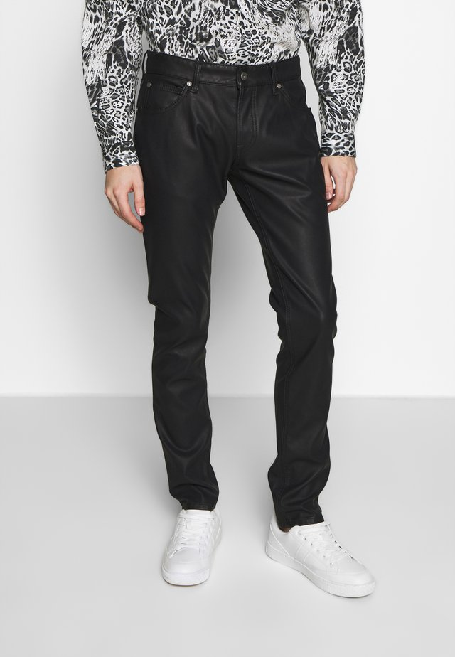 PANTS FIVE POCKETS - Pantaloni - black