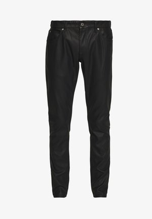 PANTS FIVE POCKETS - Broek - black
