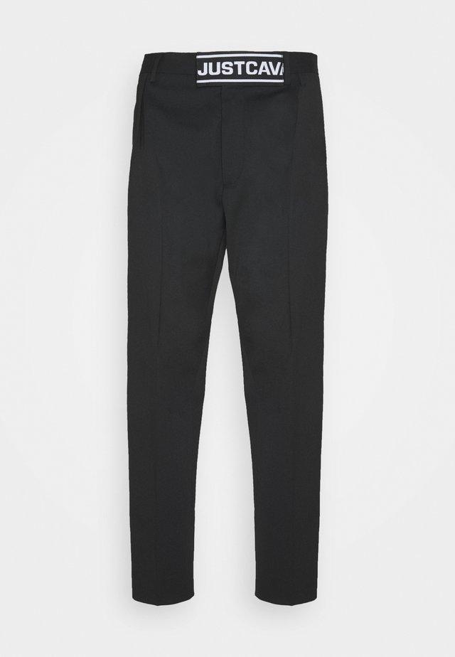 PANTALONE - Pantalon classique - black