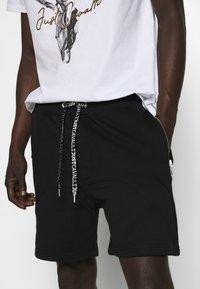 Just Cavalli - Shorts - black - 3