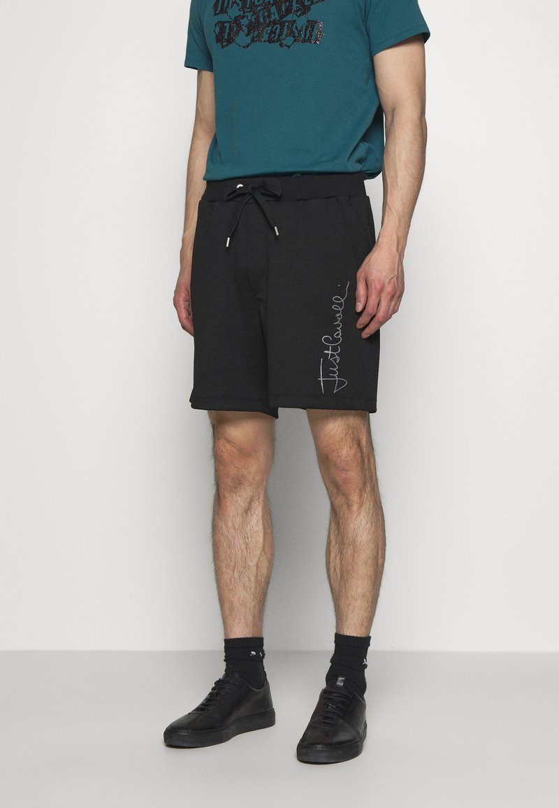 Just Cavalli - Shorts - black