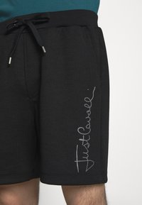 Just Cavalli - Shorts - black - 5