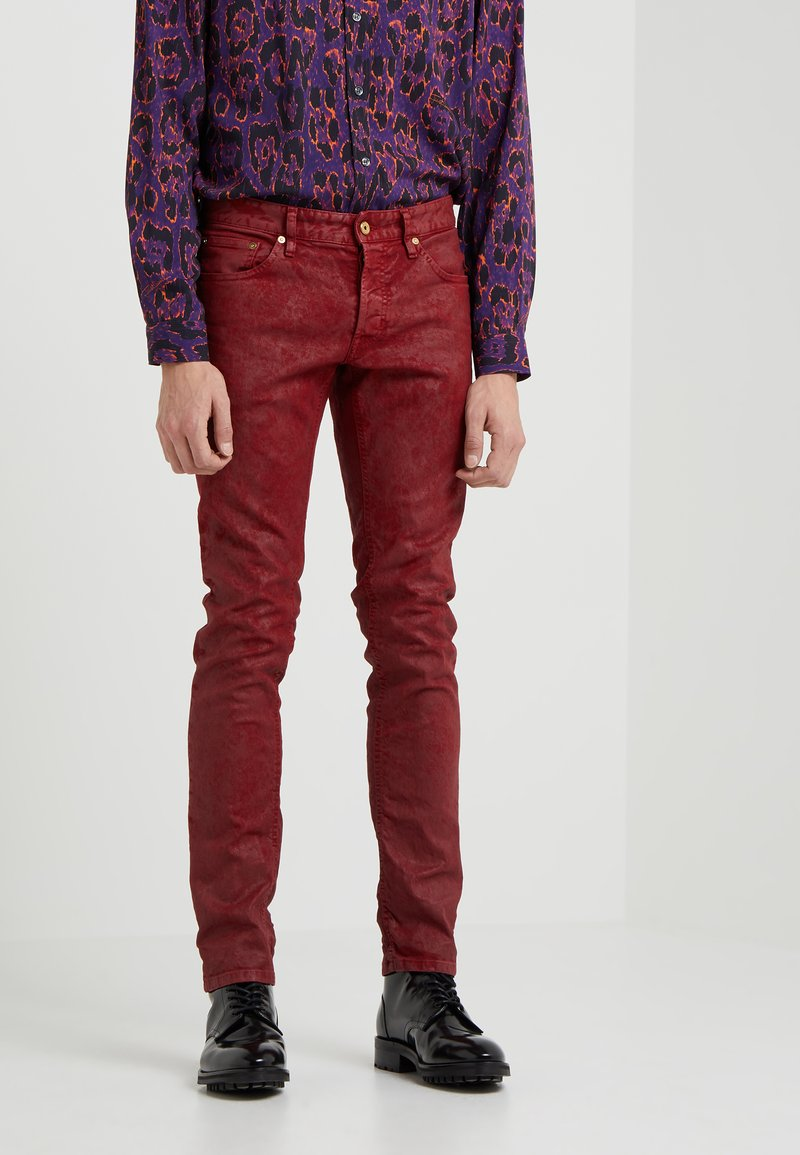 Just Cavalli - Slim fit jeans - ruby wine