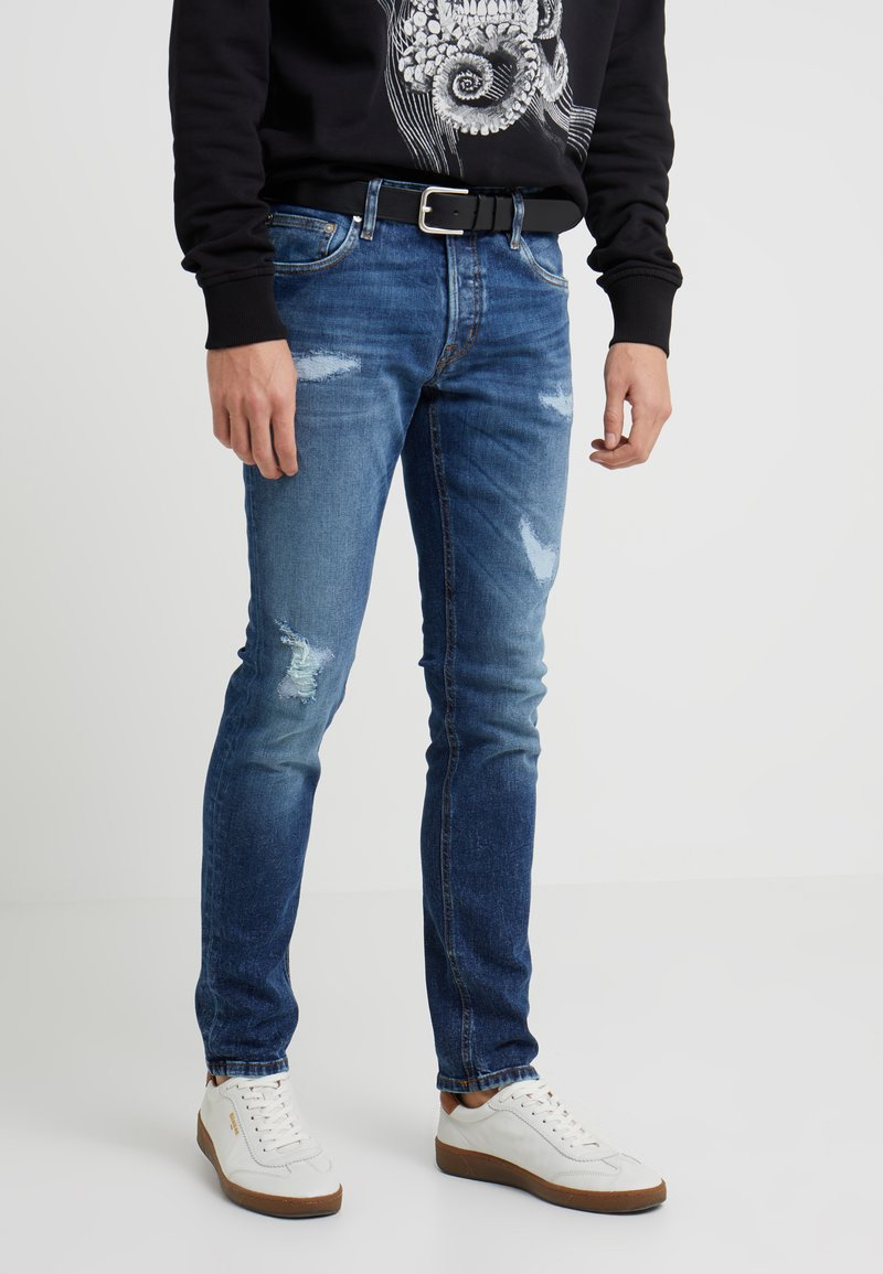Just Cavalli - Slim fit jeans - blue denim