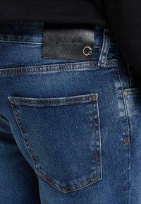 Just Cavalli - Džíny Slim Fit - blue denim - 5