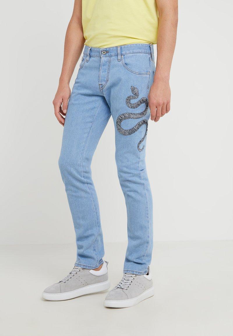 Just Cavalli - Jeans Slim Fit - blue denim