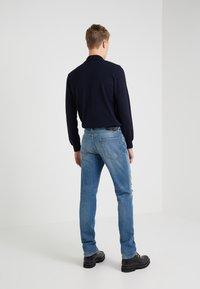 Just Cavalli - Džíny Slim Fit - blue denim - 2