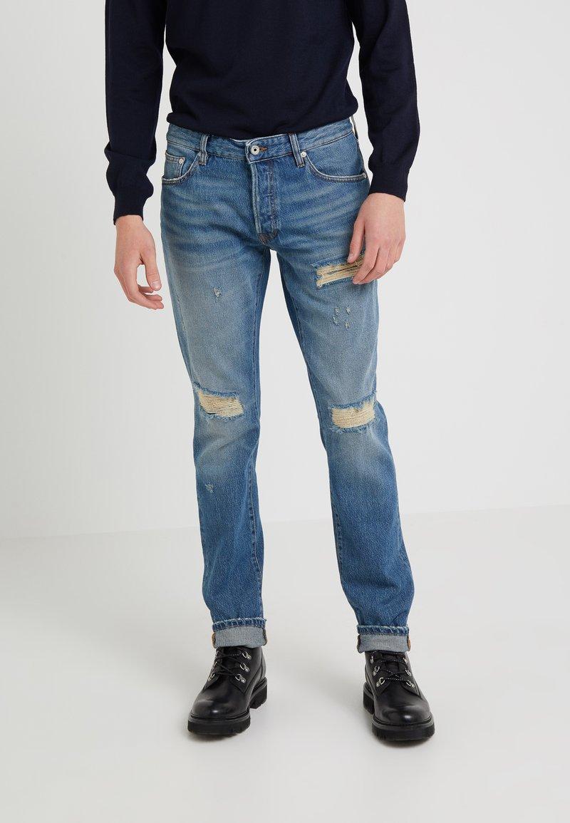 Just Cavalli - Džíny Slim Fit - blue denim
