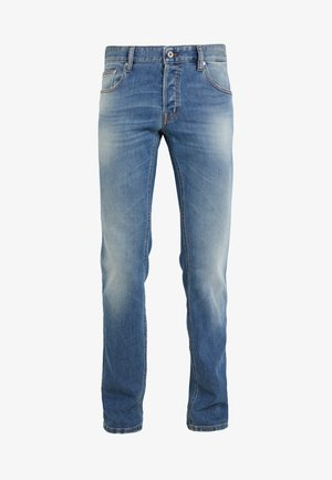 PANTS  - Jeans Slim Fit - blue denim