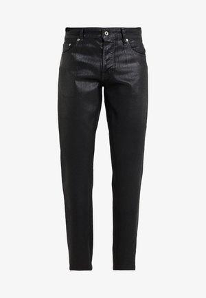 PANTS 5 POCKETS - Jean slim - black