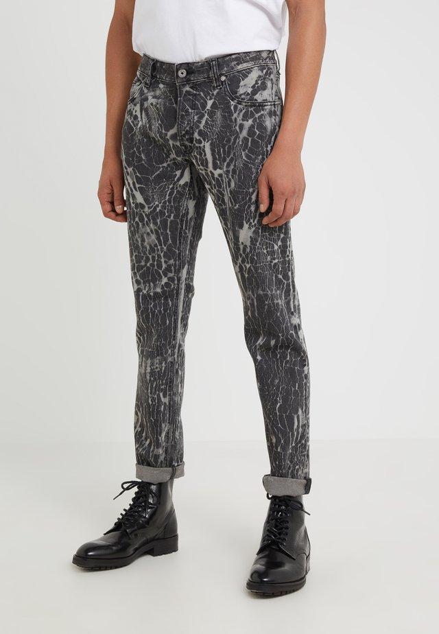 PANTS 5 POCKETS - Jeans Slim Fit - black