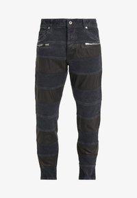 Just Cavalli - PANELLED  - Jeans slim fit - black ink - 5