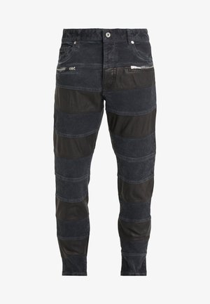 PANELLED  - Slim fit jeans - black ink