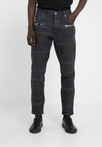 Just Cavalli - PANELLED  - Jeans slim fit - black ink - 0