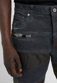 Just Cavalli - PANELLED  - Jeans slim fit - black ink - 4