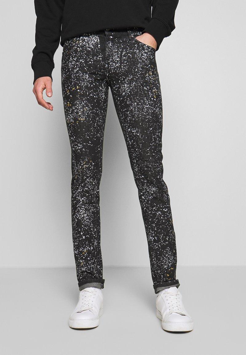Just Cavalli - Slim fit jeans - black
