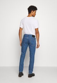 Just Cavalli - PANTS 5 POCKETS LOGO - Jeans slim fit - blue denim - 2