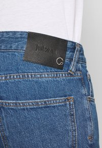 Just Cavalli - PANTS 5 POCKETS LOGO - Jeans slim fit - blue denim - 4