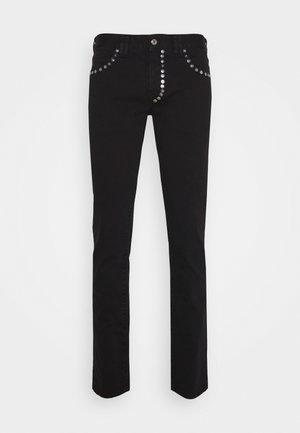 PANTALONE - Jeans slim fit - black