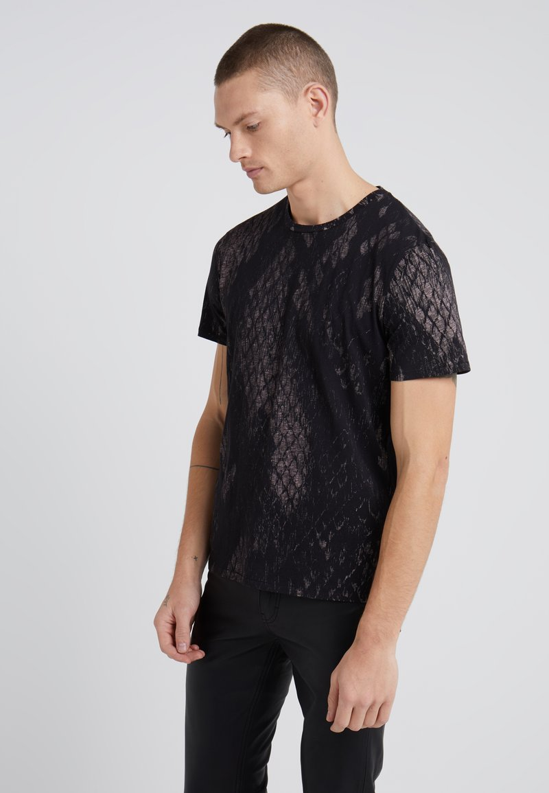 Just Cavalli - T-shirt print - black