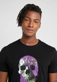 Just Cavalli - T-shirt print - black - 3