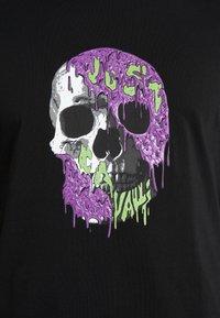 Just Cavalli - T-shirt print - black - 5