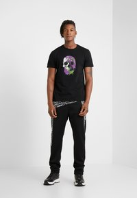 Just Cavalli - T-shirt print - black