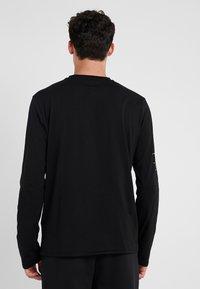 Just Cavalli - Maglietta a manica lunga - black - 2