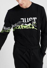 Just Cavalli - Maglietta a manica lunga - black - 4