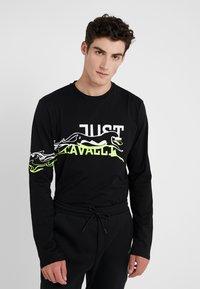 Just Cavalli - Maglietta a manica lunga - black - 0