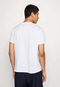 Just Cavalli - LOGO - Print T-shirt - white - 2